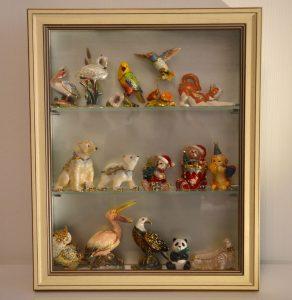 собирайте похожие предметы в коллекции в интерьере